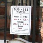 画像2: 【営業時間】BUSINESS HOURS / WEEKLY (2)