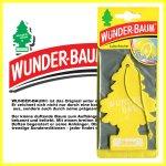 画像1: 【ヨーロッパ版リトルツリー!】 A/F WUNDER BAUM /  ツィトローネ(レモン) (1)