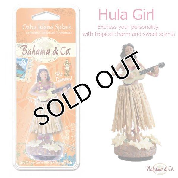 画像1: エアーフレッシュナー / Bahama&Co. / Hula Girl (フラガール) (1)