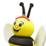 画像4: アンテナトッパー / Queen Bumble Bee (4)