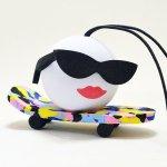 """画像1: アンテナトッパー / Skater """"Color"""" Board Chick (1)"""