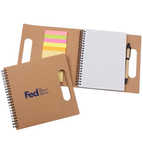 画像1: FedEx エコ ノートセット (1)