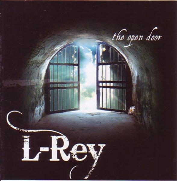 画像1: L-REY / THE OPEN DOOR (1)