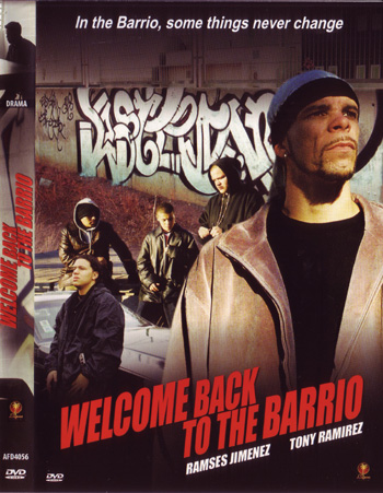 画像1: WELCOME BACK TO THE BARRIO (1)