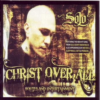 画像1: SOLO / CHRIST OVER ALL (1)