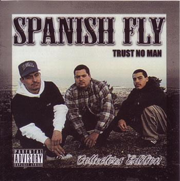 画像1: SPANISH FLY / TRUST NO MAN (1)