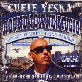 画像1: CUETE YESKA / ROUND TOWNE MUSIC (1)