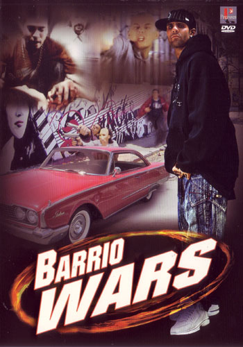 画像1: BARRIO WARS (1)