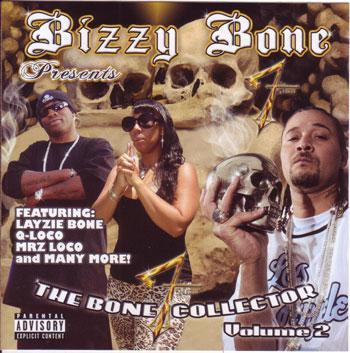 画像1: BIZZY BONE presents / THE BONE COLLECTOR VOL.2 (1)
