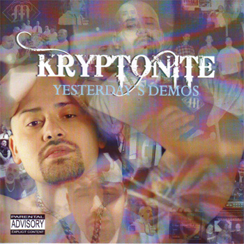 画像1: KRYPTONITE / YESTERDAY'S DEMOS (1)