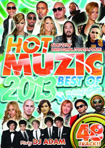 画像1: HOT MUZIC / BEST OF 2013 SUMMER (1)