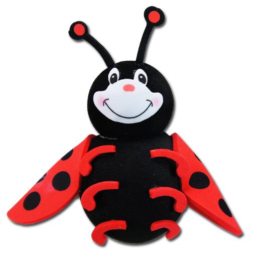 画像1: アンテナトッパー / Ladybug(レディバグ/てんとう虫) (1)