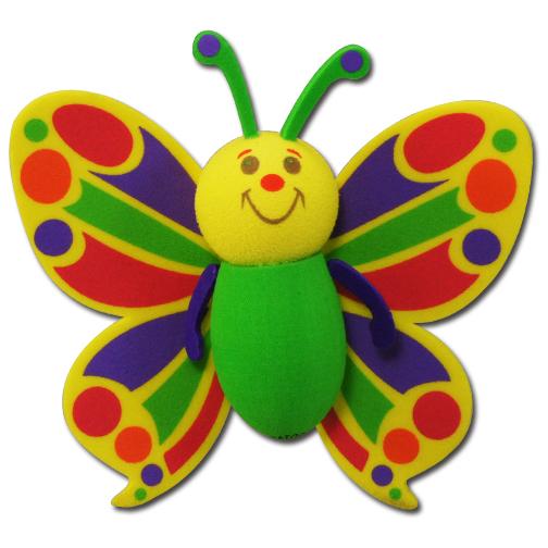 画像1: アンテナトッパー / Butterfly(バタフライ) (1)