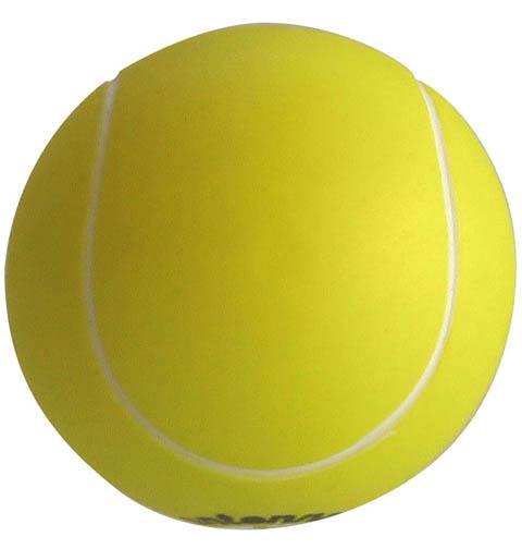 画像1: アンテナトッパー / Tennis Ball(テニスボール) (1)