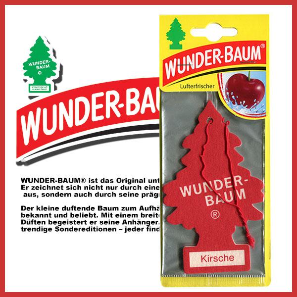 画像1: 【ヨーロッパ版リトルツリー!】 A/F WUNDER BAUM /  キルシェ(さくらんぼ) (1)