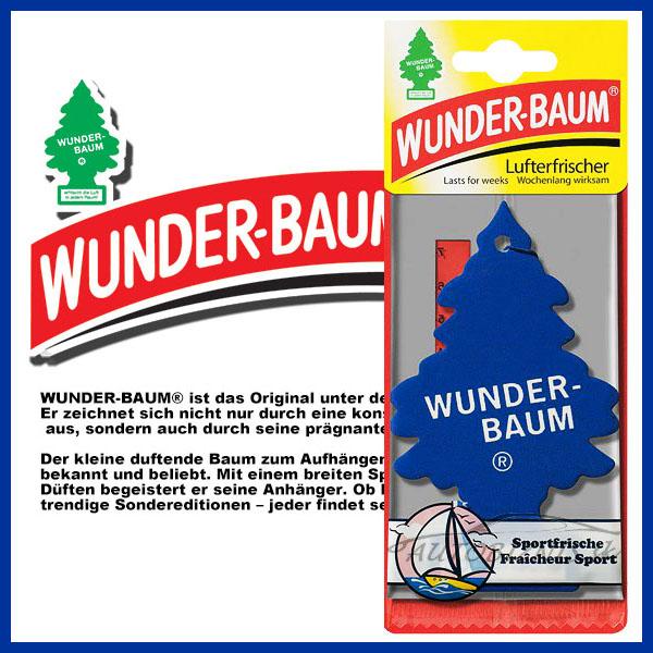 画像1: 【ヨーロッパ版リトルツリー!】 A/F WUNDER BAUM / スポーツフリッシェ (1)