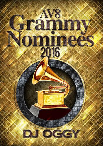 画像1: DJ OGGY / AV8 Grammy Nominees 2016 (1)