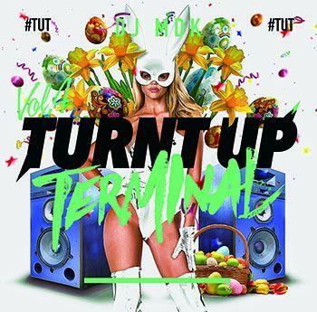 画像1: DJ MDK / TURNT UP TERMINAL  #TUT VOL.4 (1)