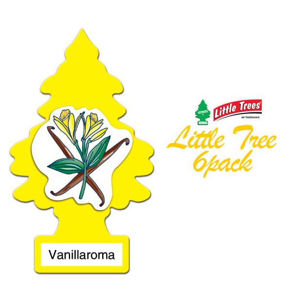 画像1: A/F LITTLE TREE / バニラローマ6枚パック (1)