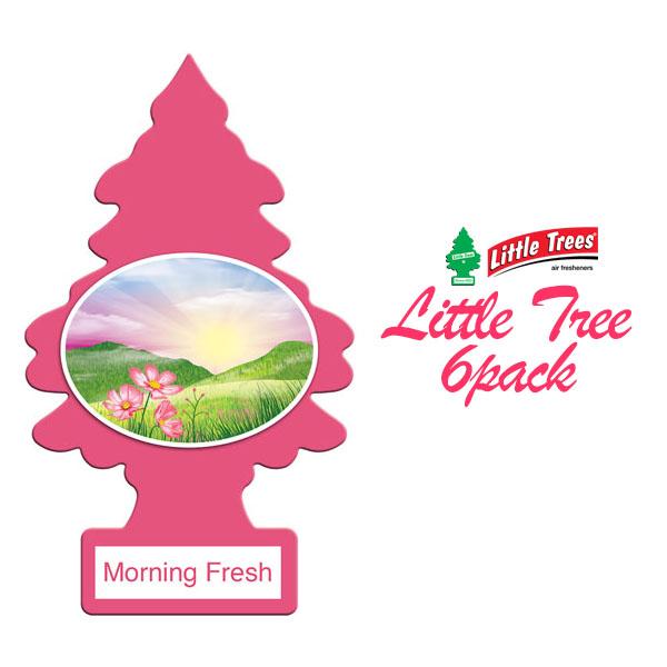 画像1: A/F LITTLE TREE / モーニングフレッシュ6枚パック (1)