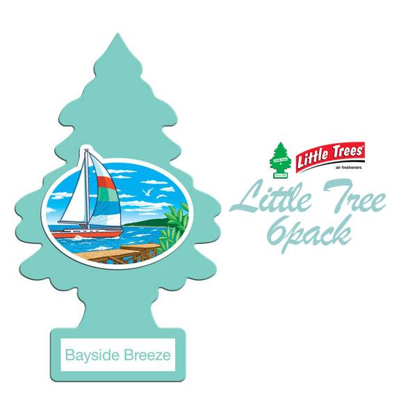 画像1: A/F / LITTLE TREE / ベイサイドブリーズ6枚パック (1)