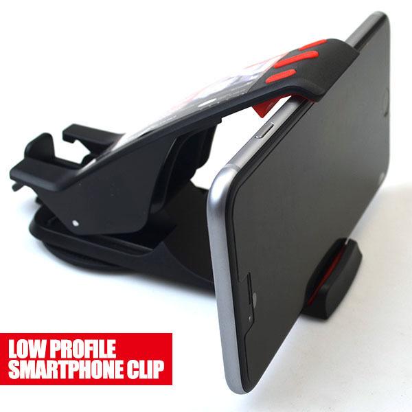 画像1: スマートフォン ロープロ クリップ (1)