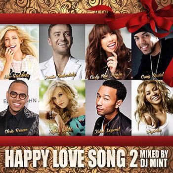 画像1: DJ MINT / HAPPY LOVE SONG 2 (1)