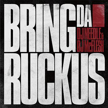 画像1: DJ NEEDLE & DJ Mr.FLESH  / Bring Da Ruckus (1)