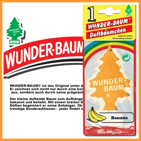 画像1: A/F WUNDER BAUM / バナナ (1)
