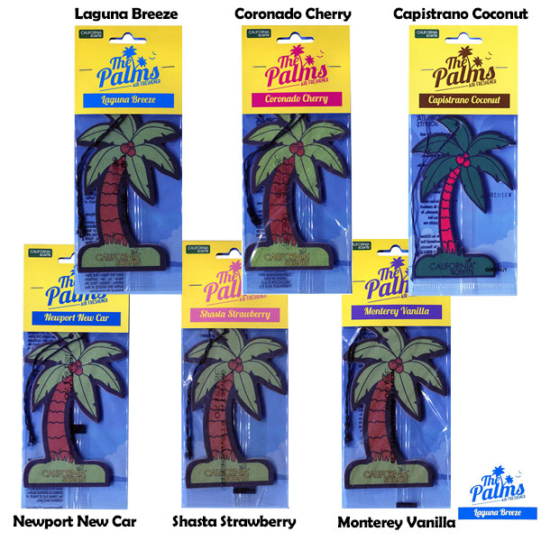 画像1: CALIFORNIA SCENTS / PALM TREE (1)