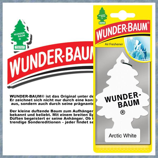 画像1: 【ヨーロッパ版リトルツリー!】 A/F WUNDER BAUM / アーティックホワイト (1)