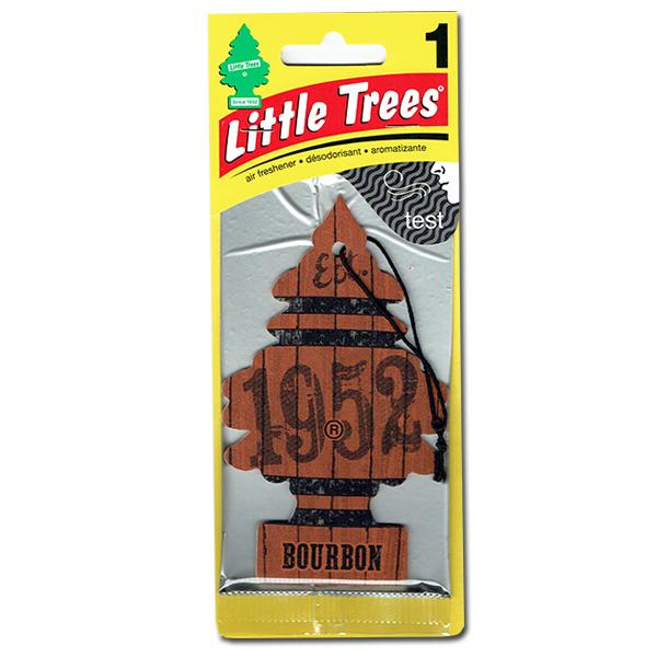画像1: エアーフレッシュナー /  LITTLE TREE / バーボン (1)