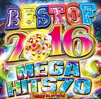 画像1: DJ JO-JI / BEST OF 2016 -MEGA HITS 70- (1)