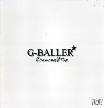 画像1: DJ TAKA / G-BALLER DIAMOND MIX (1)