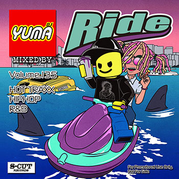 画像1: DJ YUMA  / RIDE VOL.135 (1)
