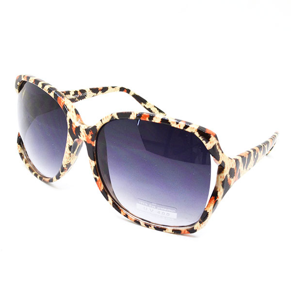 画像1: 【CALIFORNIA EYEWEAR】SHARP FACTORサングラス / 6846 / CHEETAH (1)