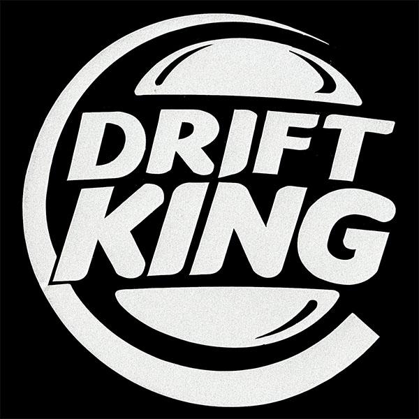 画像1: ステッカー / DRIFT KING (1)