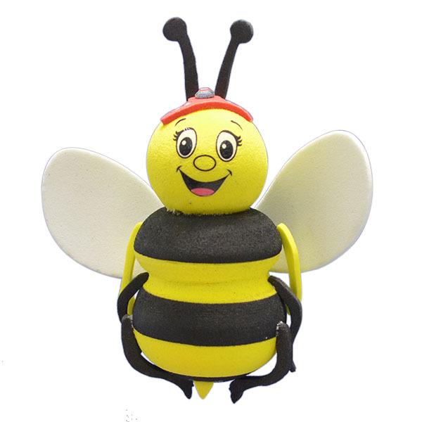 画像1: アンテナトッパー / Queen Bumble Bee (1)