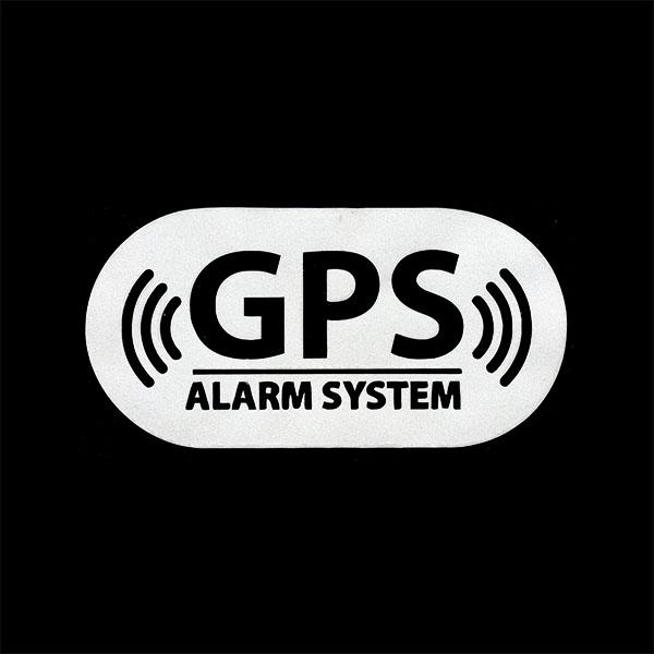 画像1: ステッカー / GPS (1)