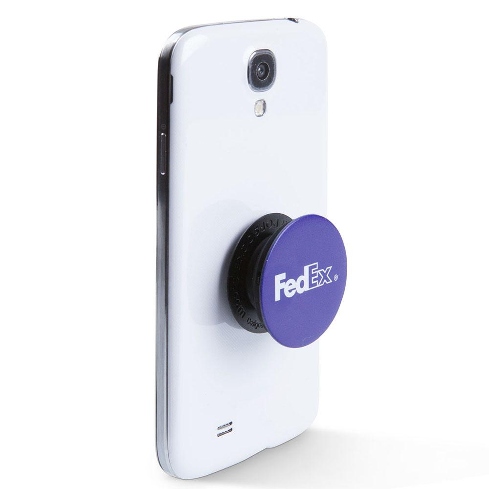 画像1: FedEx ポップソケット フォン アクセサリー (1)