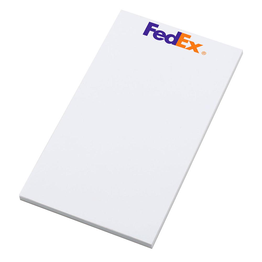 画像1: FedEx スクラッチ メモパッド (1)