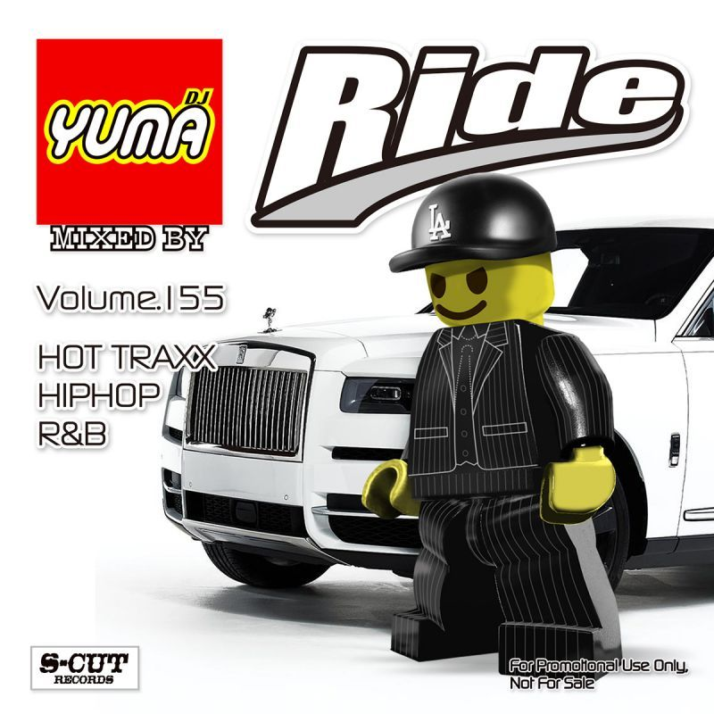 画像1: DJ YUMA  / RIDE VOL.155 (1)