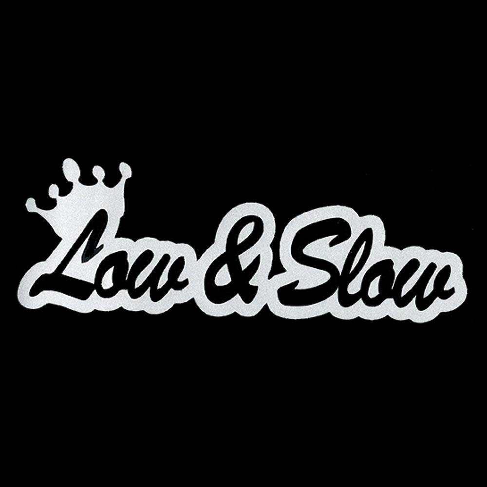 画像1: ステッカー / LOW AND SLOW (1)