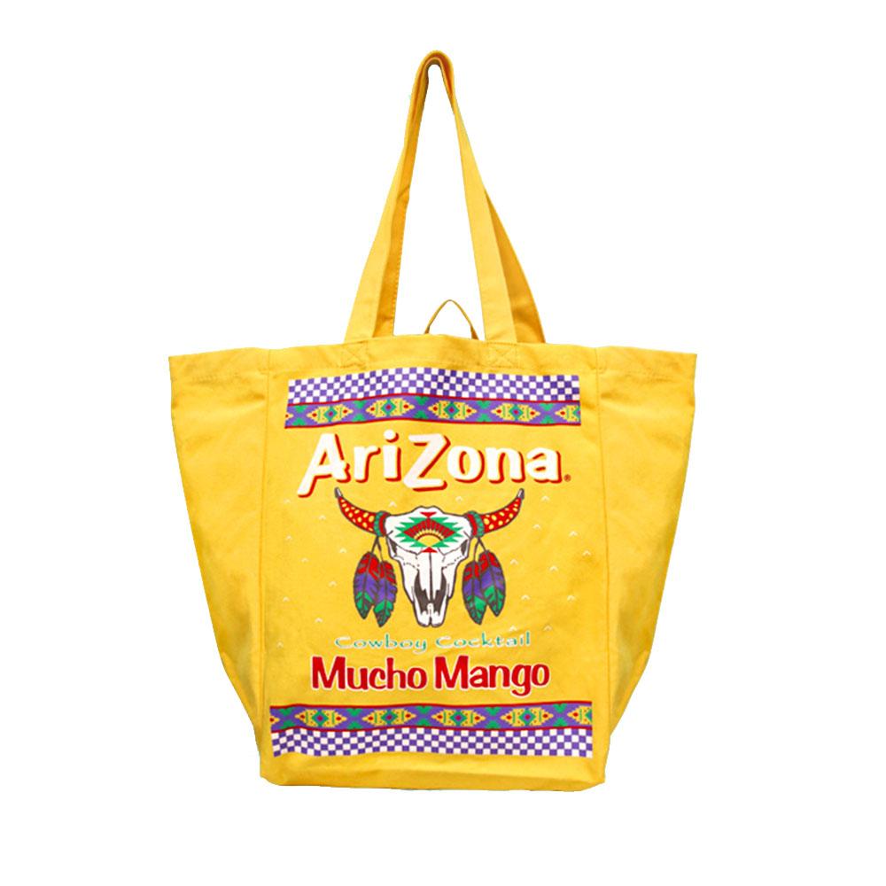 画像1: トートバッグ / Arizona Mucho Mango Juice (1)