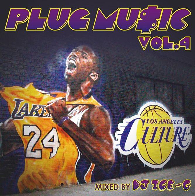 画像1: DJ ICE-G / PLUG MUSIC VOL.4 (1)