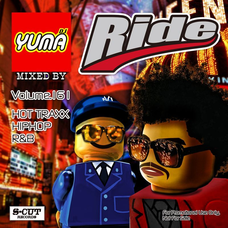 画像1: DJ YUMA  / RIDE VOL.161 (1)