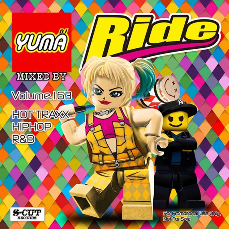 画像1: DJ YUMA  / RIDE VOL.163 (1)