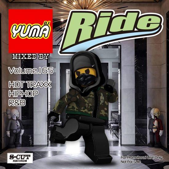 画像1: DJ YUMA  / RIDE VOL.165 (1)
