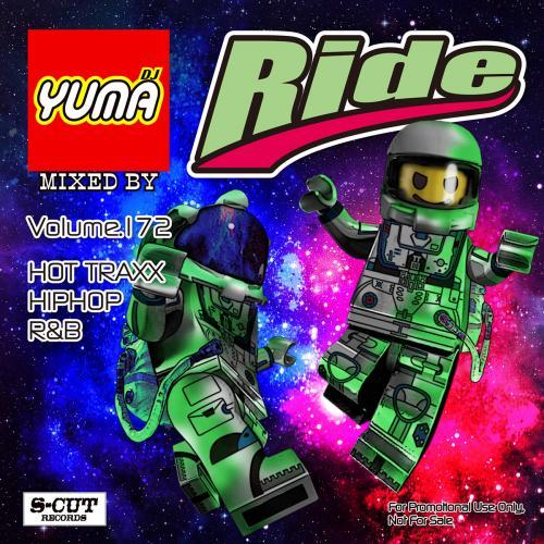 画像1: DJ YUMA  / RIDE VOL.172 (1)