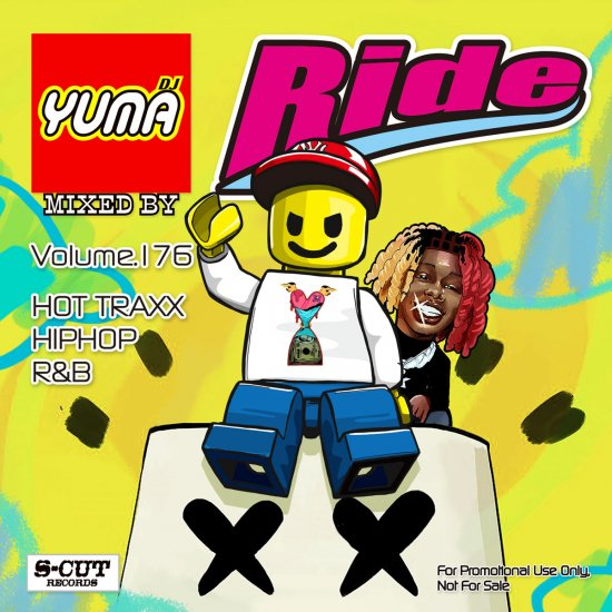 画像1: DJ YUMA  / RIDE VOL.176 (1)